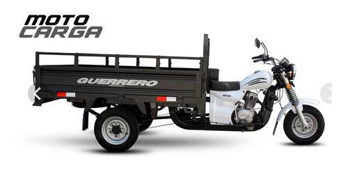 utilitario motocarga 200 guerrero motocarga