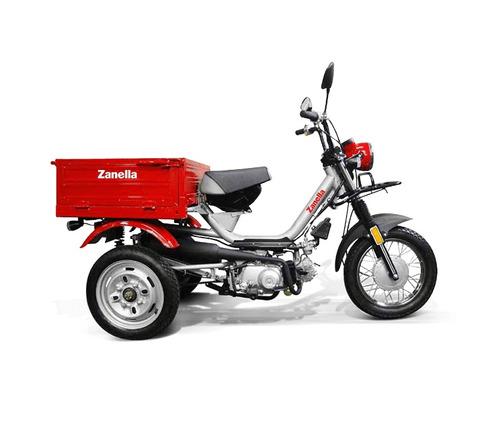 utilitario zanella tricargo 110 0km rebatible urquiza motos
