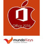 Licencia Office Mac Hogar Y Empresa 2016 - Original - 1 Pc