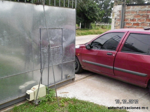 utomatizaciones de portones, cercos electr-camaras-cctv