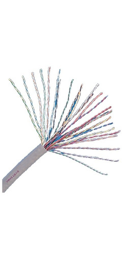 utp cable cat5e 25 pares, 100 % cobre , qihan technology