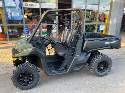 utv can am defender 800 hd8 std