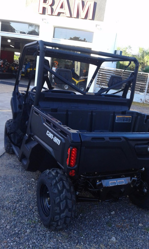 utv can am defender h8
