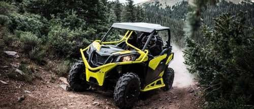 utv can-am maverick  trail 800cc 2018 ok