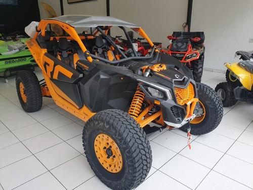 utv can-am x3  xrc turbo  195hp  2020 a pronta entrega