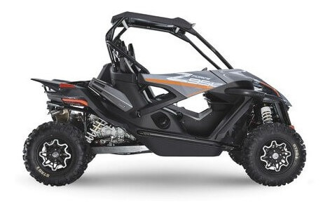 utv cf moto z-force 1000 sport new no can am - palermo bikes