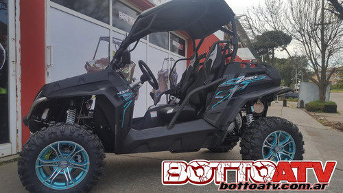 utv cf moto z force 800cc, -no rzr