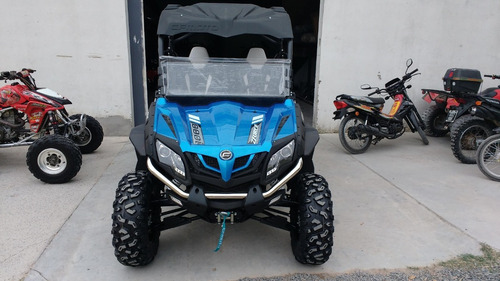 utv cf moto zforce 1000 financiacion 6 cheques tasa 0%