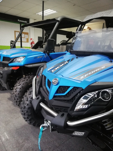 utv cfmoto zforce 1000 0km 4x4 no polaris arcticcat can am 6
