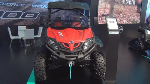 utv cfmoto zforce 550 4x4 0km no polaris arctic cat can am 3