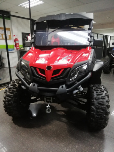 utv cfmoto zforce 550 4x4 0km no polaris arctic cat can am 4
