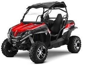 utv gamma  z-force 800- distribuidora oeste