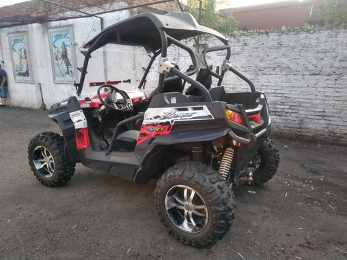 utv gamma zforge 625-ex at