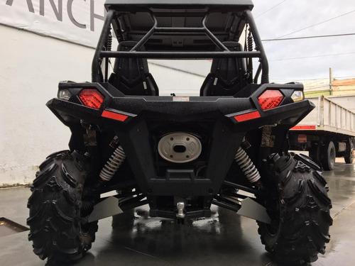 utv hisun gamma 2018 - motor 1000cc
