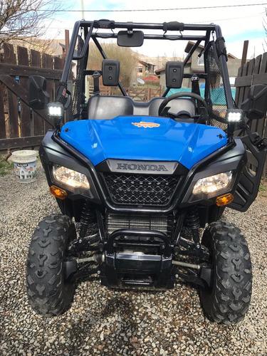 utv honda pioneer 500 4x4 2016