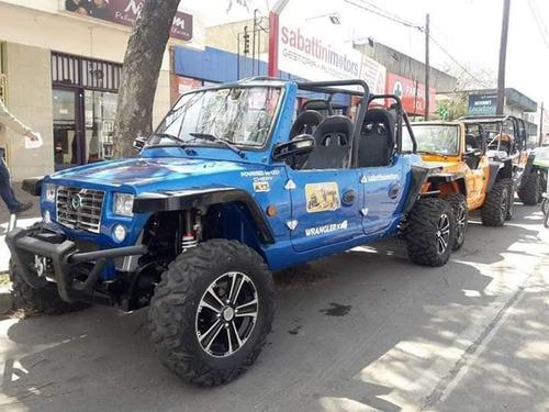 utv jeep wrangler 1100cc 4 plazas