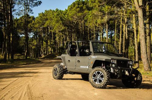 utv jeep wrangler x4 1100cc 4 plazas polaris can am