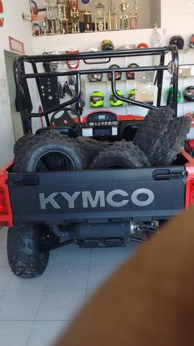utv kymco uxv 500 bull, 0km entrega inmediata