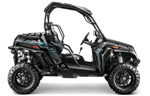 utv marca cfmoto estilo zforce eps 800cc 4x4 exhibicion