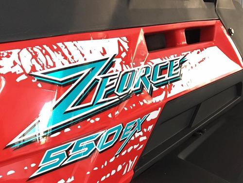 utv np gamma  550 zforce 2018 cf moto