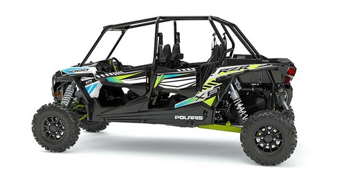 utv polaris rzr xp 4 1000 eps  2019 - 0 km