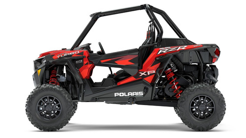 utv polaris rzr xp turbo eps