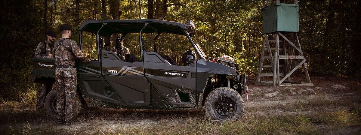 Utv Textron Stampade 900 4 Plazas Gama Polaris Ranger Americ 700 000 En Mercado Libre