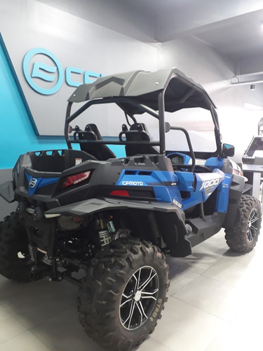 utv zforce 1000 0km cfmoto 4x4 no cat can am yamaha polaris
