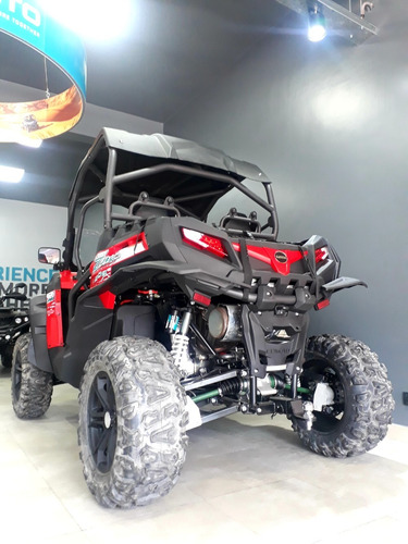 utv zforce 550 no cat can am no polaris---cfmoto---4x4