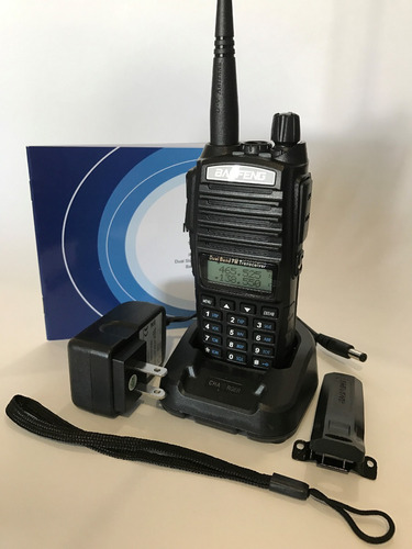 uv82 radio baofeng uv82 de 8 watts vhf uhf  profesional