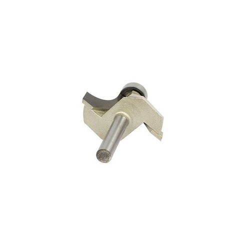 uxcell 1/4-inch shank 1-inch cutting dia 2 flautas corner ro
