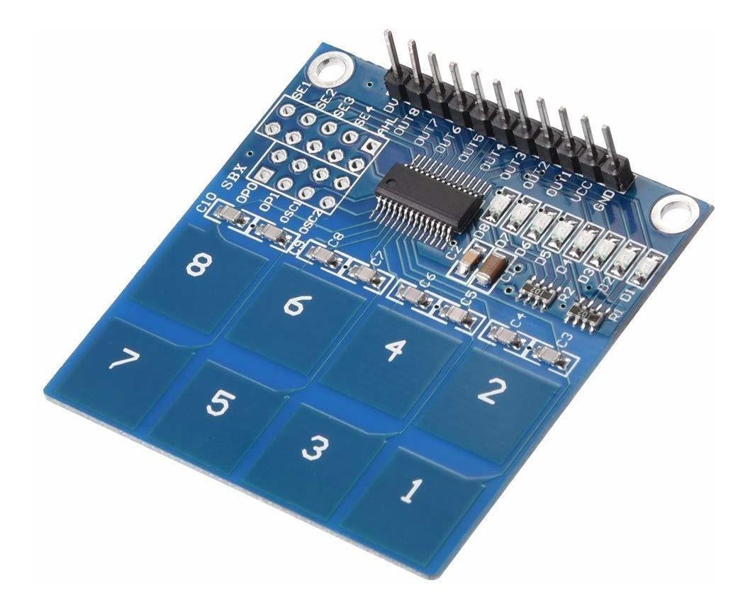 Uxcell 19 Módulo Para Arduino Raspberry Pi