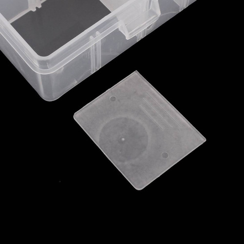 uxcell multipurpose 24 compartimentos transpa + envio gratis