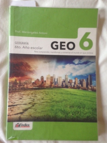 uy siglo xx geo 6  libro escolar