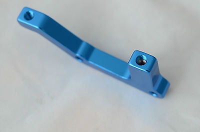 Blue BENGAL IS Mount Disc Adaptor 74mm-51mm For Rear 203mm Rotor
