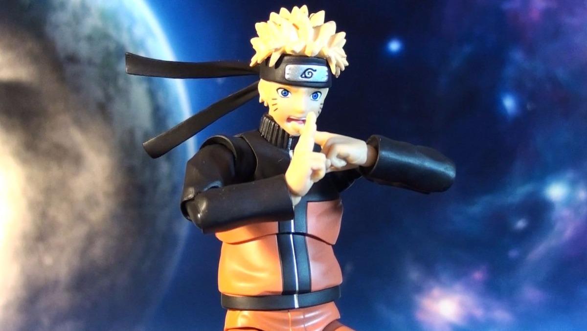 Uzumaki Naruto Shippuden - S.h. Figuarts - Bandai - R$ 419 ...