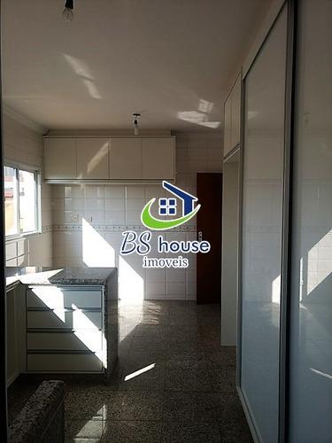 v. assunção - 3 dorms - 1 suíte - 2 vagas - santo andré - 5509