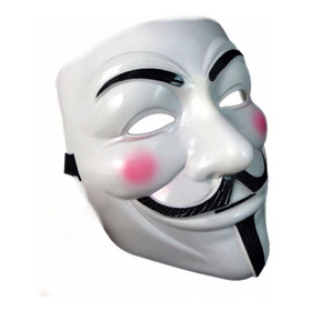 V De Venganza Máscara Anonymous Nicky Romero