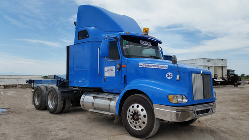 v e n d i d o!!tractocamion international i9400 isx 100% mex