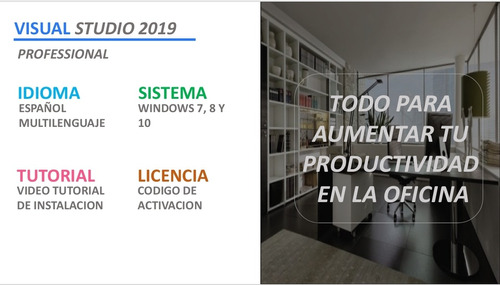 v-i-s-u-a-l studio 2019