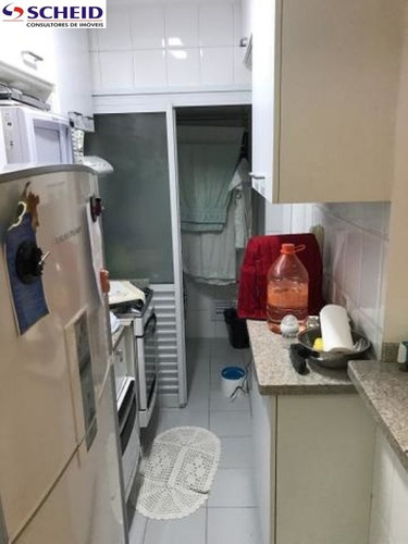 v. mariana, 2 dorm, sala, coz, wc, 1 vaga, lazer, 400m do metrô - mc3786