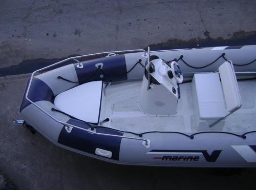 v marine sport 5,4 mts  matrizadoc/ mercury 60 hp 4 tiempos