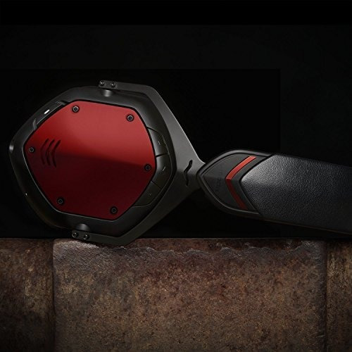 v-moda crossfade auricular inalambrico para colocar sobre la
