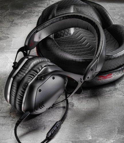 v-moda crossfade lp2 edición limitada para auriculares con a