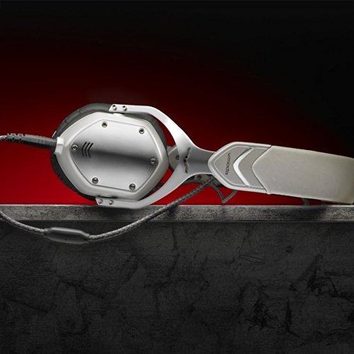 v-moda crossfade m-80 auriculares de metal con aislamiento d