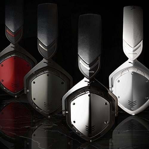 v-moda crossfade sin hilos del sobre-oído del auricular - br