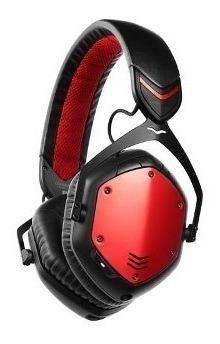 v-moda - fundir auriculares inalámbricos - rouge