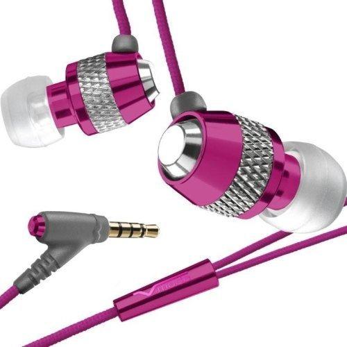 v-moda vibe en la oreja con aislamiento de ruido auriculares