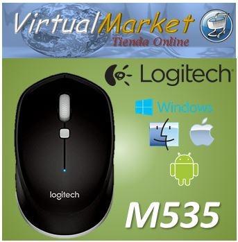 v mouse bluetooth logitech m535 android windows mac