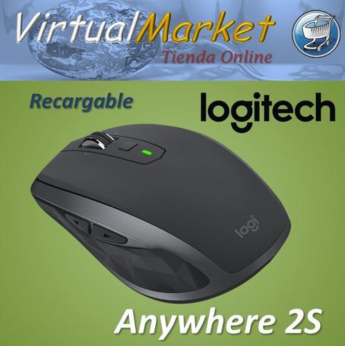 v mouse láser bluetooth logitech mx anywhere 2s